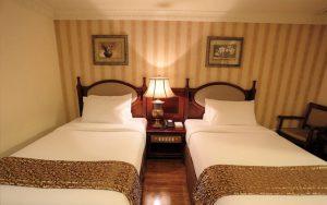 Villa Caceres Hotel - Executive Twin