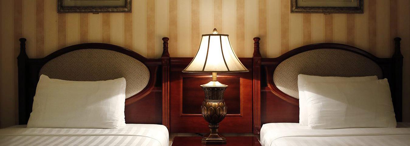 Villa Caceres Hotel - Room